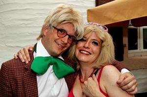 Herr Peter und Frau Krause